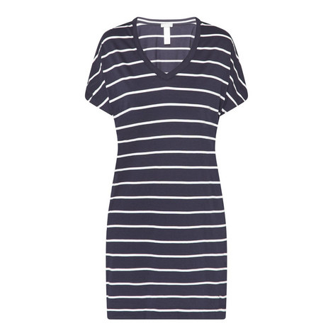 Laura Short Sleeve Night Dress, ${color}