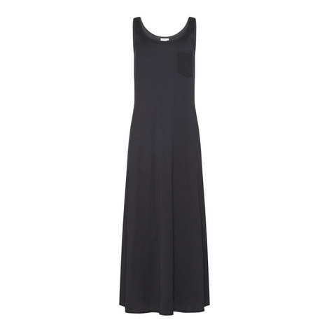 Sleeveless Night Dress, ${color}