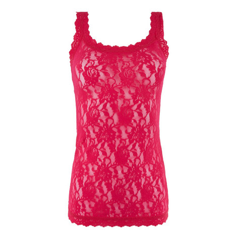 Signature Lace Camisole , ${color}
