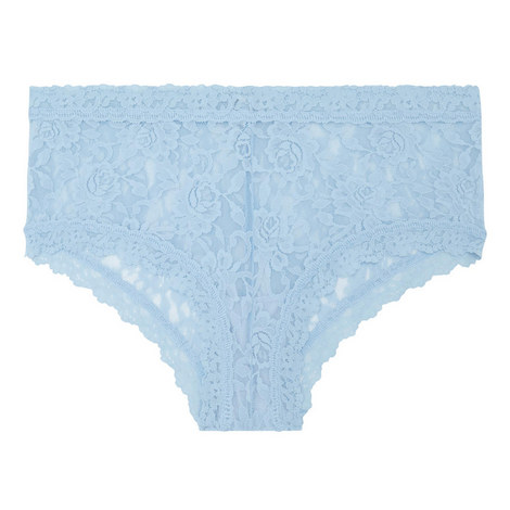 Signature Lace Boyshorts, ${color}