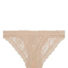 Signature Lace Brazilian Brief