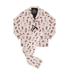 Royal Dogs Pyjama Set