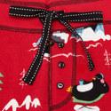 Penguin Print Pyjama Bottoms, ${color}