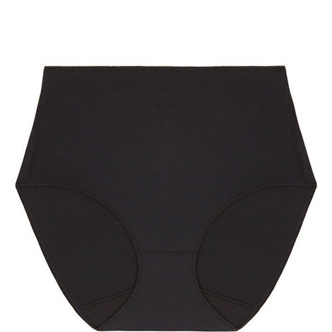 Invisible High Waisted Brief, ${color}