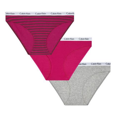 3-Pack Logo Briefs, ${color}
