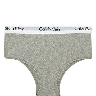 Modern Cotton Hipster Briefs