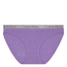 Radiant Cotton Bikini Briefs
