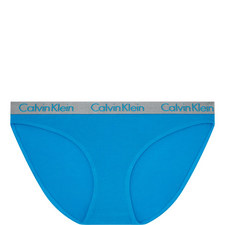 Radiant Cotton Bikini Briefs