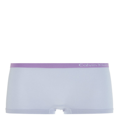 Pure Seamless Shorty Briefs, ${color}
