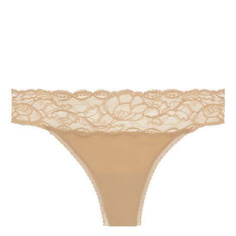 Seductive Comfort Thong, ${color}
