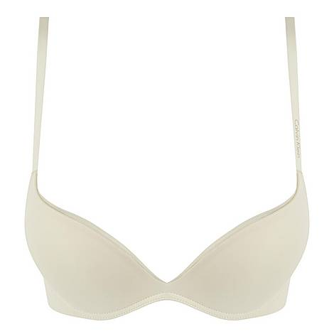 Plunge Sculpted Push-Up Bra, ${color}