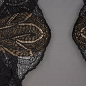 Lace Embroidered Bodysuit, ${color}
