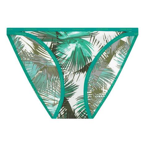Palm Print Briefs, ${color}
