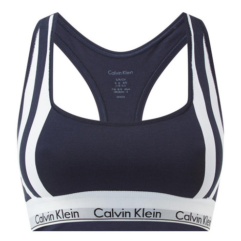 Modern Cotton Bralette, ${color}