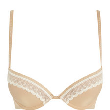 Signature Lace Push-Up Bra