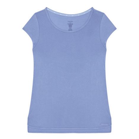 Modal Mix Pyjama Top, ${color}