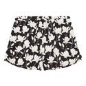 Printed Pyjama Shorts, ${color}