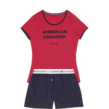 American Dreamer Pyjama Set