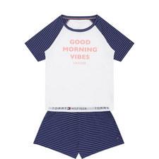 Good Morning Vibes Pyjama Set