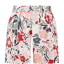 Iconic Floral Shorts
