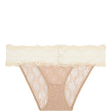 Lace Kiss Briefs
