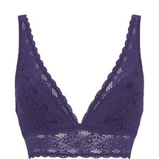 Halo Lace Astral Soft Cup Bra