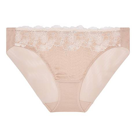 Lace Affair Briefs, ${color}