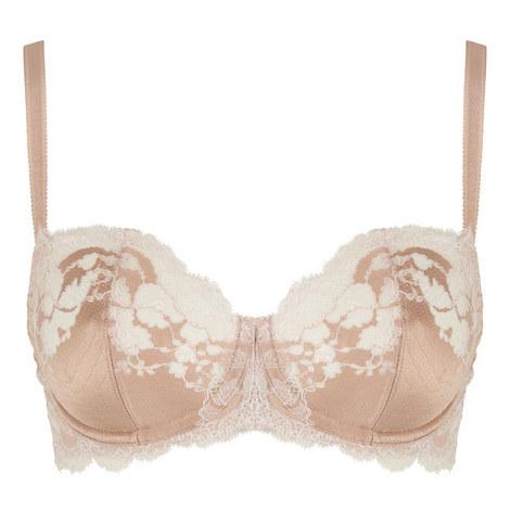 Lace Affair Underwire Bra, ${color}