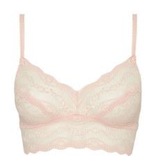 Lace Kiss Bralette