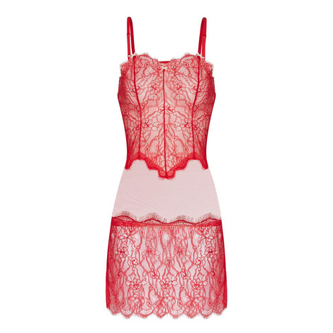 B.Sultry Lace Chemise, ${color}
