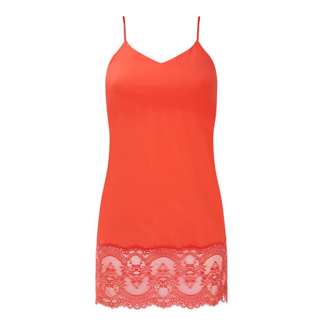 Chrystalle Lace Chemise, ${color}