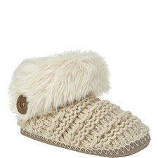 Ariana Knitted Slippers