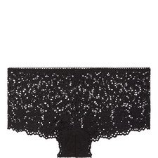 Classic Lace Cheeky Boyshorts