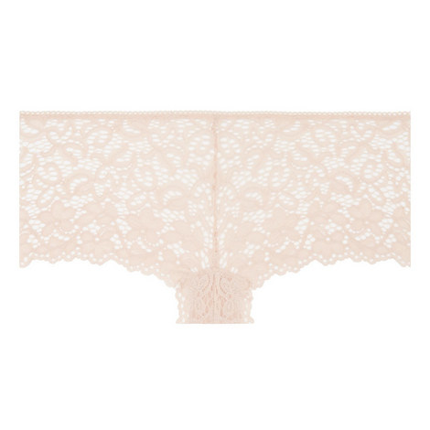 Classic Lace Cheeky Boyshorts, ${color}