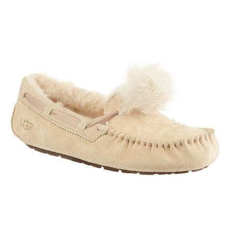 Dakota Pom Pom Slippers, ${color}