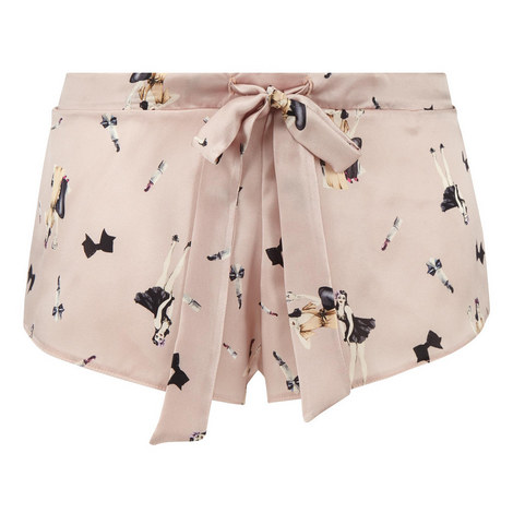 Dolly Pyjama Shorts , ${color}