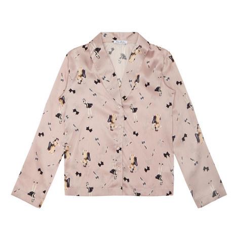 Dolly Pyjama Top, ${color}