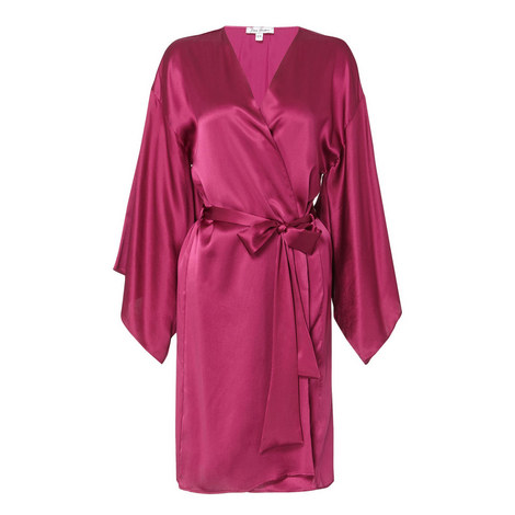 Viven Silk Kimono, ${color}