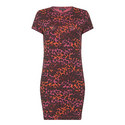 Animal Print Night Dress, ${color}