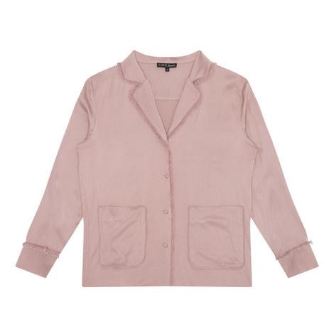 Bluemoon Button-Down Pyjama Top, ${color}