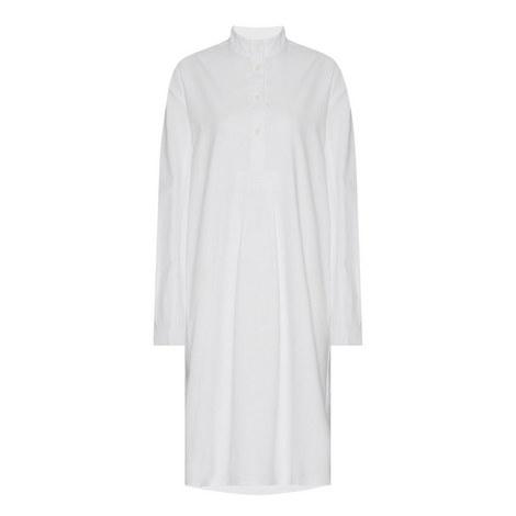 Piqué Night Shirt, ${color}