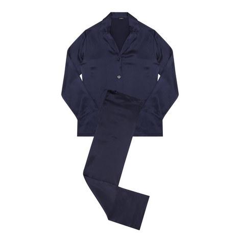 Silk Pyjama Set, ${color}