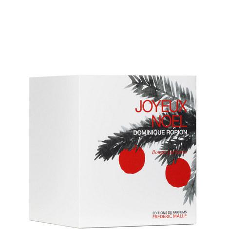Joyeux Noel Candle 220g, ${color}