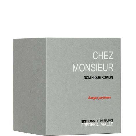 Chez Monsieur Candle 220g, ${color}