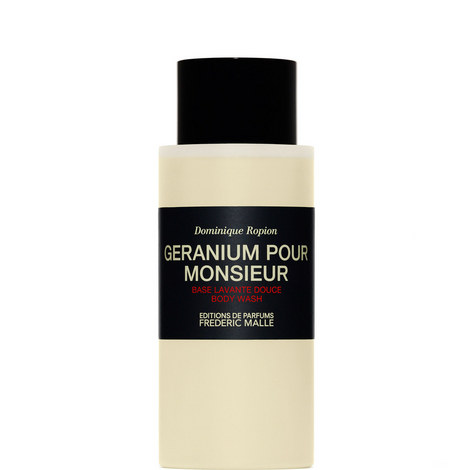 Geranium Pour Monsieur Shower Gel 200ml, ${color}
