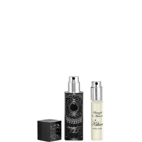 Straight To Heaven, White Cristal Limited Edition Travel Spray 15ml, ${color}