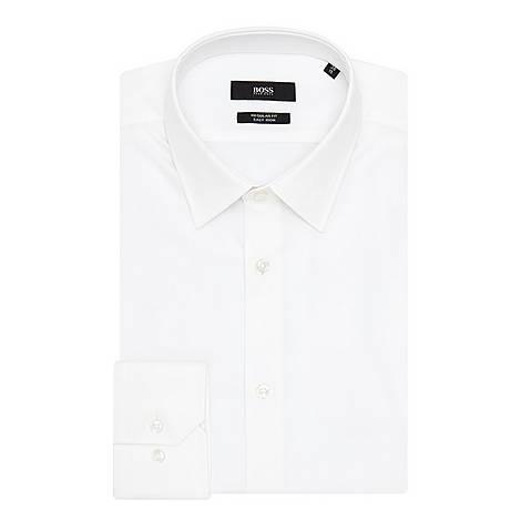 Regular Fit Poplin Shirt, ${color}