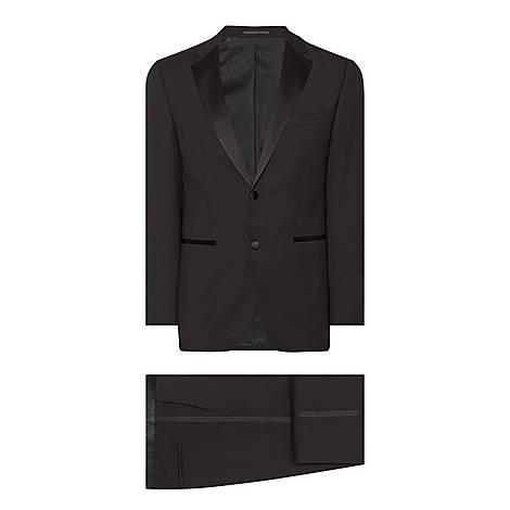Black Slim Dinner Suit, ${color}