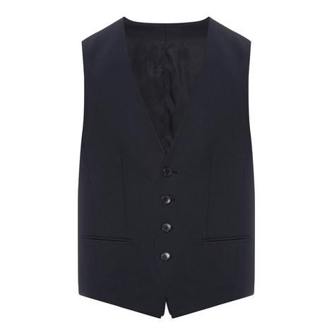 Wilson Slim Fit Waistcoat, ${color}