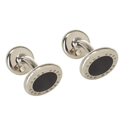 Tobin Round Cufflinks, ${color}
